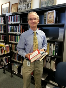 CSN librarian Jack Sawyer