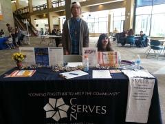 Volunteer Fair at CSN