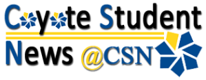 Coyote Student News Logo 2