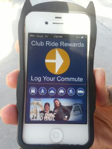 Can access Club Ride on Apps