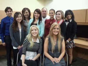 Spring 2014 Staff