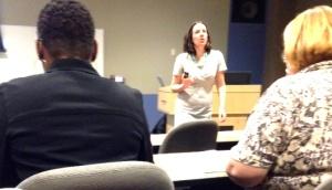 Speaker Erin Fischer