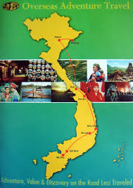 North and South Vietnam
