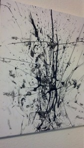 Perez's graffiti art