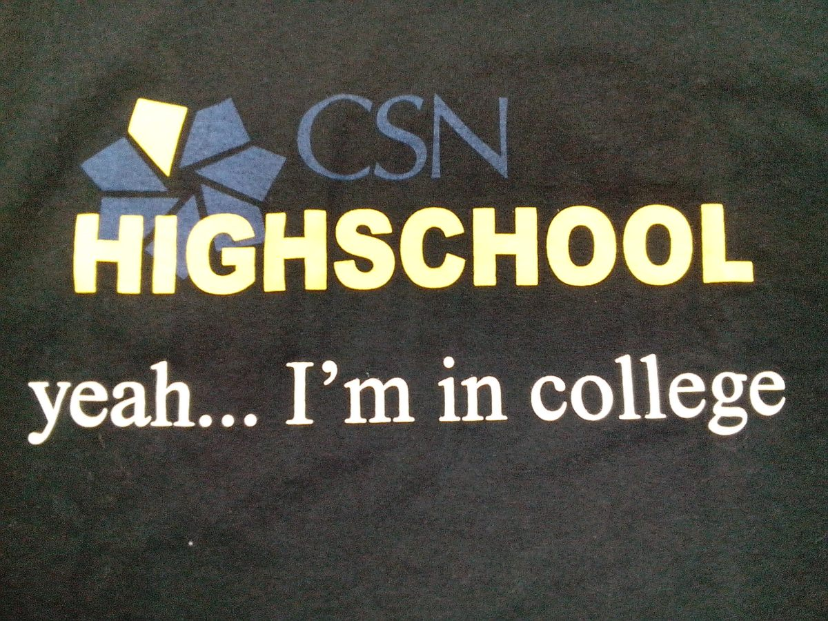 CSNHS Students go to College While Finishing High School