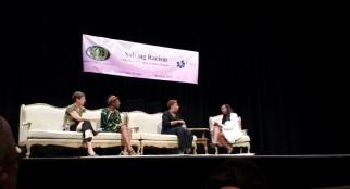 Sondra Cosgrove, Katherine Duncan Barlett, Karen Bennett-Haron and Monica Lenoir