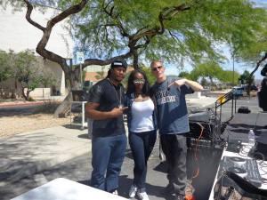 Streetz with DJ Kelly J and other Krayz