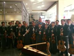 Mariachi band that performed at Summit