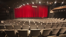 empty theater interior